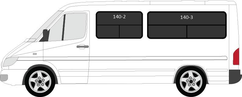 Sprinter Van Conversion Windows First Generation 2000