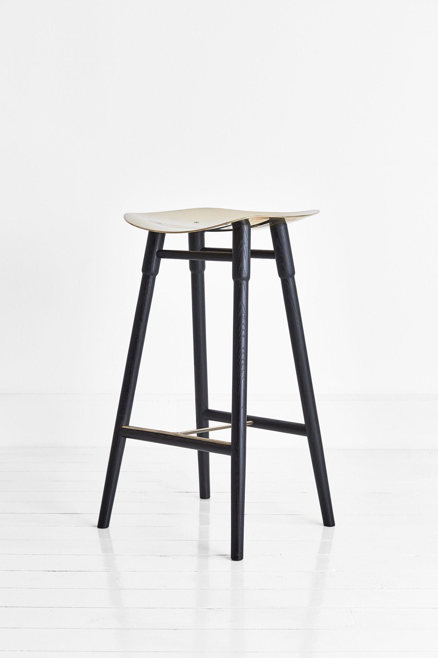 Dowel Stool By Mr Frag At Stockholm Furniture Fair