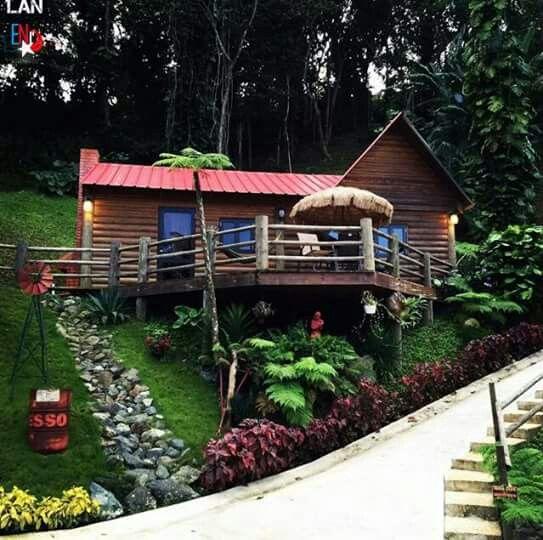Roca dura village en orocovis puerto rico turismo for Turismo interno p r