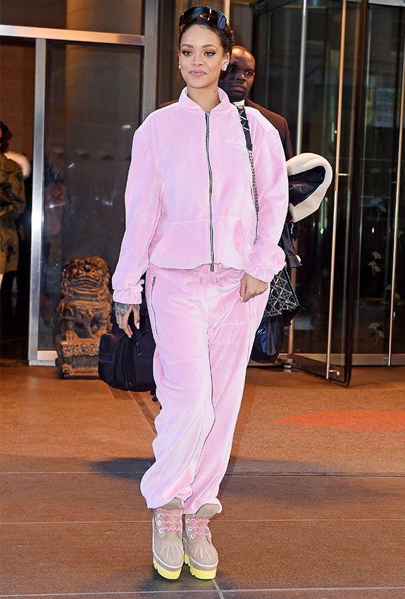 362efb6c8b3 Would You Wear It? Rihanna's Statement Tracksuit | RIHANNA | Rihanna ...