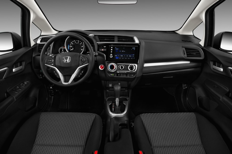 2019 Honda Fit Auto Exterior