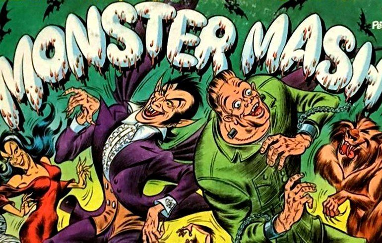 Monster Mash How the hit song by Bobby 'Boris' Pickett