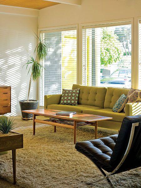 30 Best Cool Living Room Ideas Retro Living Rooms Mid Century
