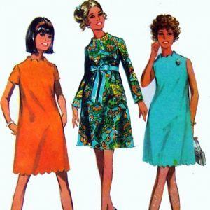 Fashion in history - maternity dresses - 60s maternity dresses.jpg