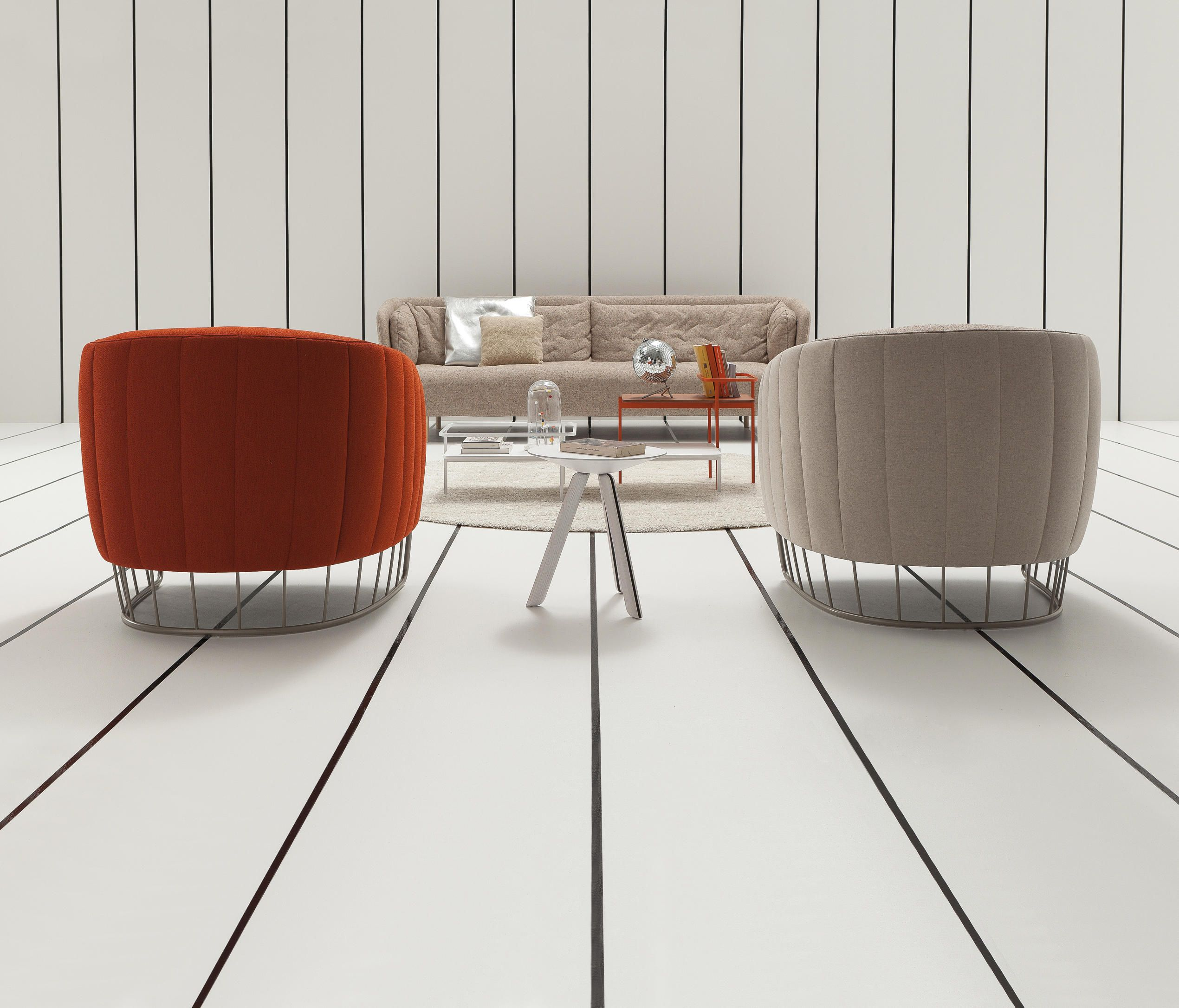 Tonella  Lounge Chairs From Sancal - Architonic