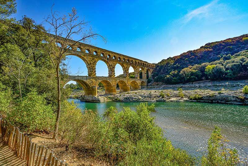 Planificación, agua y los maravillosos acueductos romanos