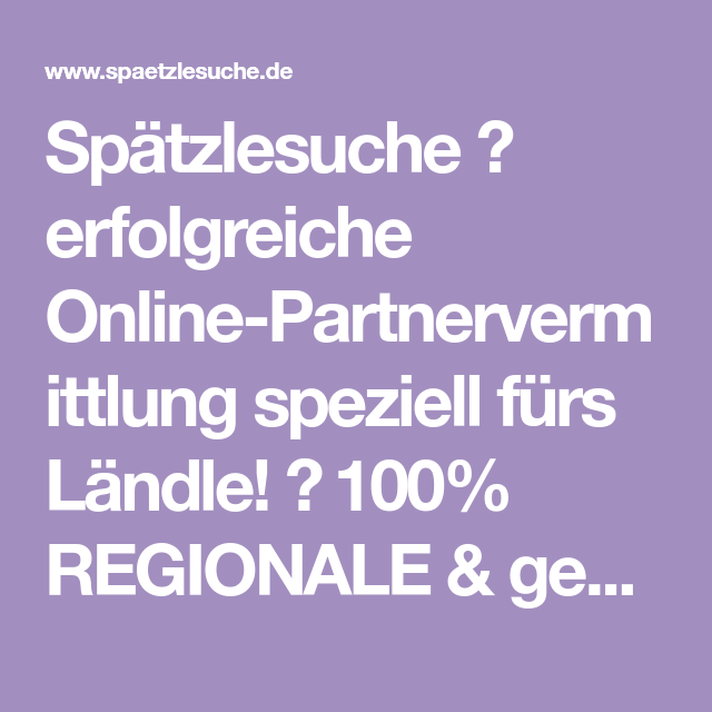 baden online partnersuche
