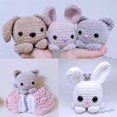 free cute crochet pattern