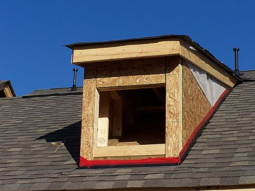 Really Fake Dormer Dormers Fake Window House Exterior