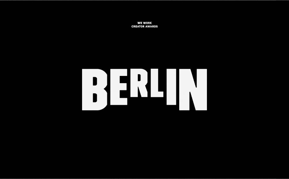 Caterina Bianchini Wework Berlin Berlin Graphic Design Branding