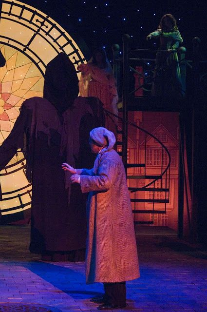 The Theatrical Designs of Gary Benson: A Christmas Carol--Lighting Design - The Theatrical Designs Of Gary Benson: A Christmas Carol--Lighting
