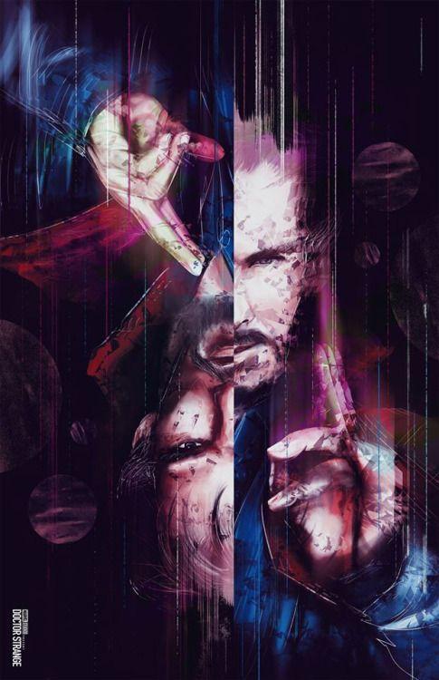 Mirror Dimension - Luke Butland