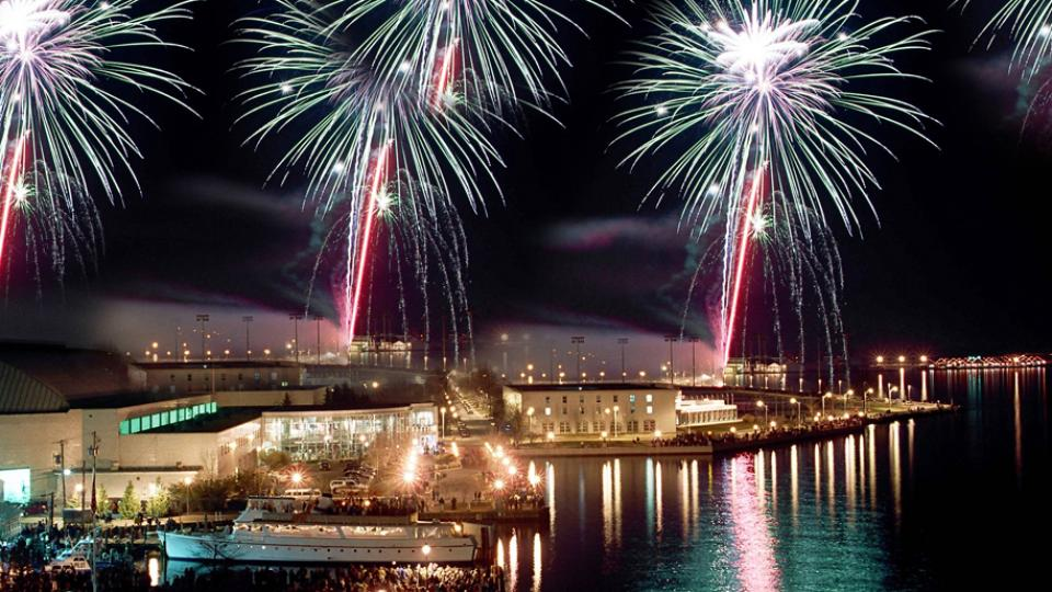 Fireworks Display, Annapolis | New years eve events ...