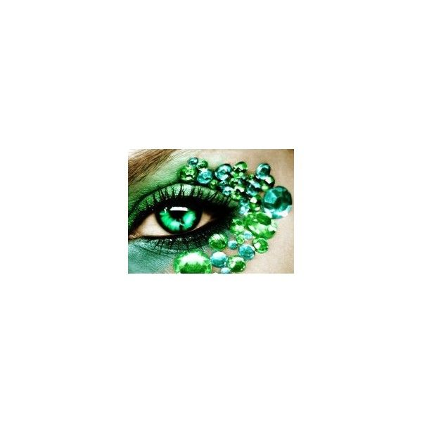 edited by elsabear ❤ liked on Polyvore featuring eyes