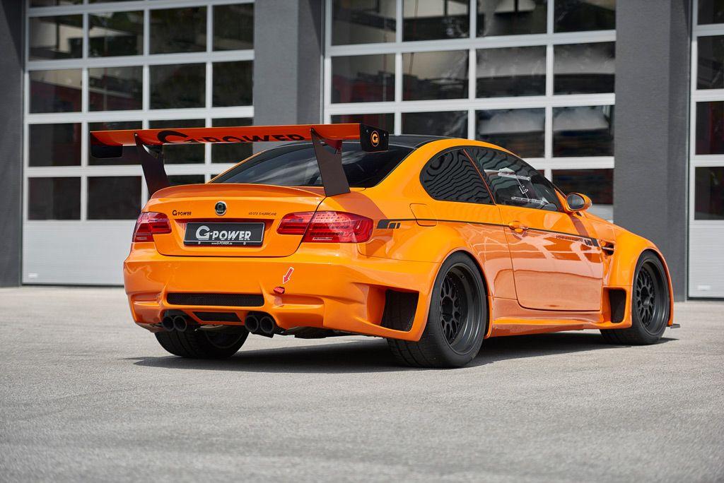 The g power m3 gt2 s hurricane is the ultimate clubsport machine pinterest - Machine a orange pressee ...