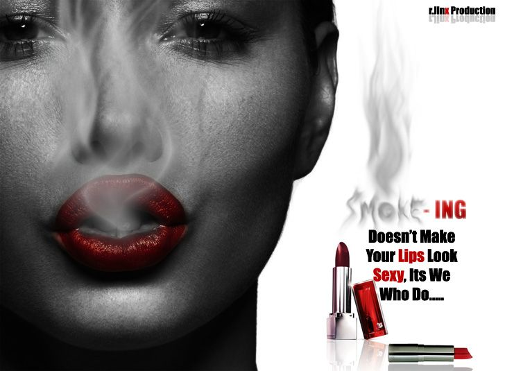 Pin By Shelly Lovell On Red Lips Smoke Red Lips Lips