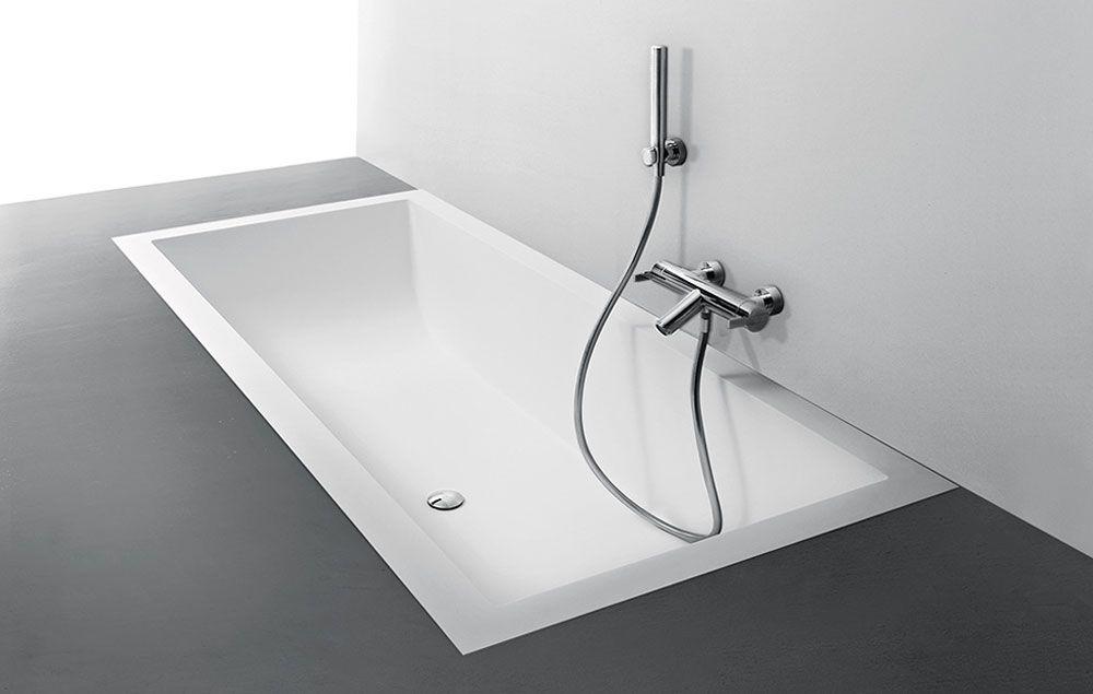 Vasca Da Bagno Rettangolare : Nuovo vasca da bagno rettangolare da recor recor