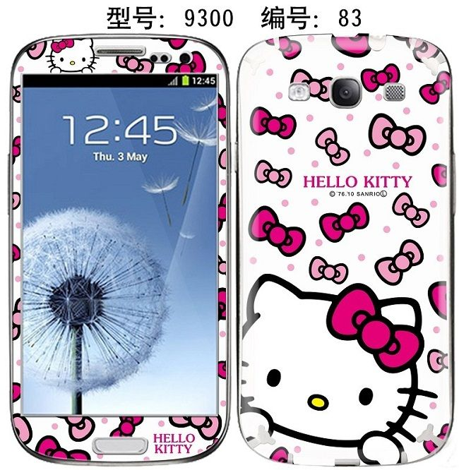 Hello kitty stickers for cell phone hello kitty stickers for cell phone