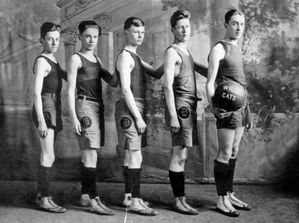 Douglas High School basketball team (1923)
