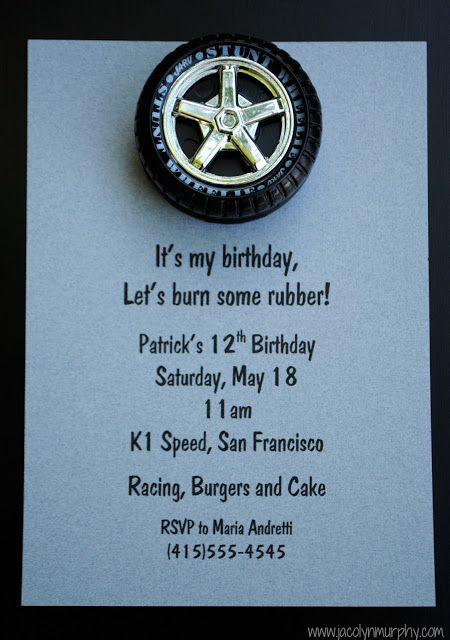 lyn kart Go Speed Racer!Go Kart Party   Speed racer, Birthdays and Boy  lyn kart