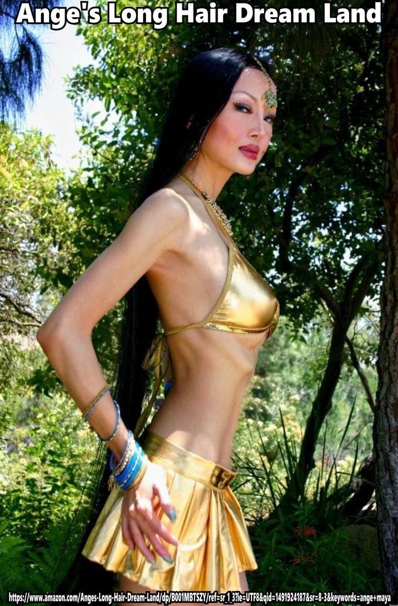 Ange Maya Nude Photos 42