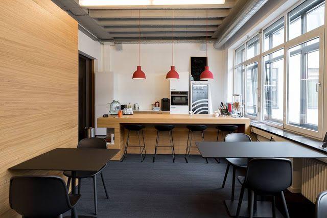 Smartwork coworking space bruxelles bureaux architecture