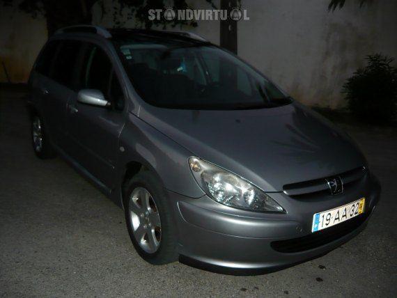 Peugeot 307 Sw 1 6hdi Sport 6 790 Leiria Standvirtual