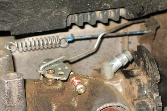 New Carburetor W Linkage Kohler K301 M10 M12 4785322 S Original