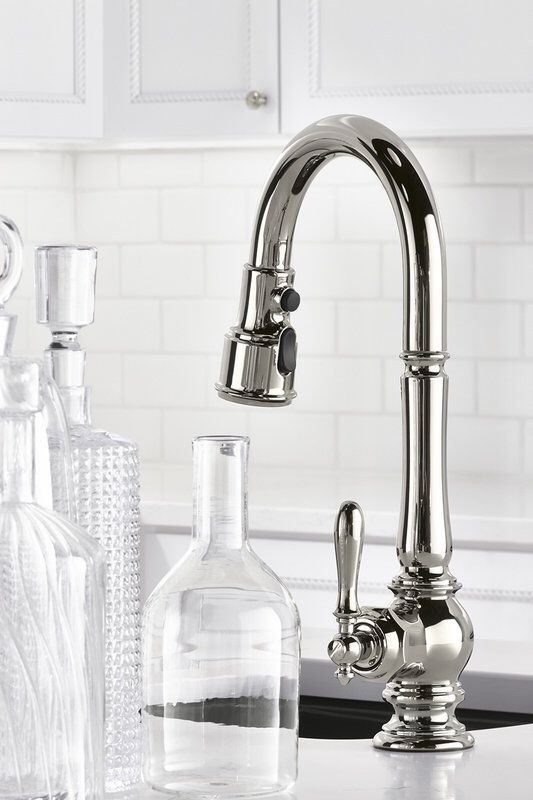 That's why it's important to put some thought into choosing the perfect one for your kitchen. Kitchen Faucet Kohler Artifacts | Kitchen faucet, Best ...