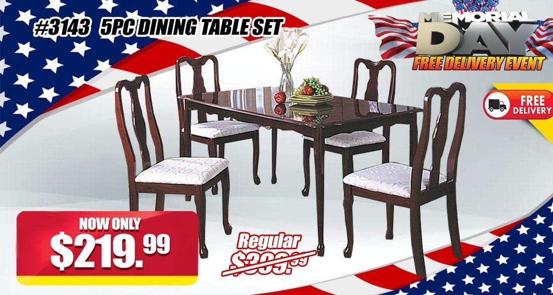 43+ Dining set memorial day sale Trending