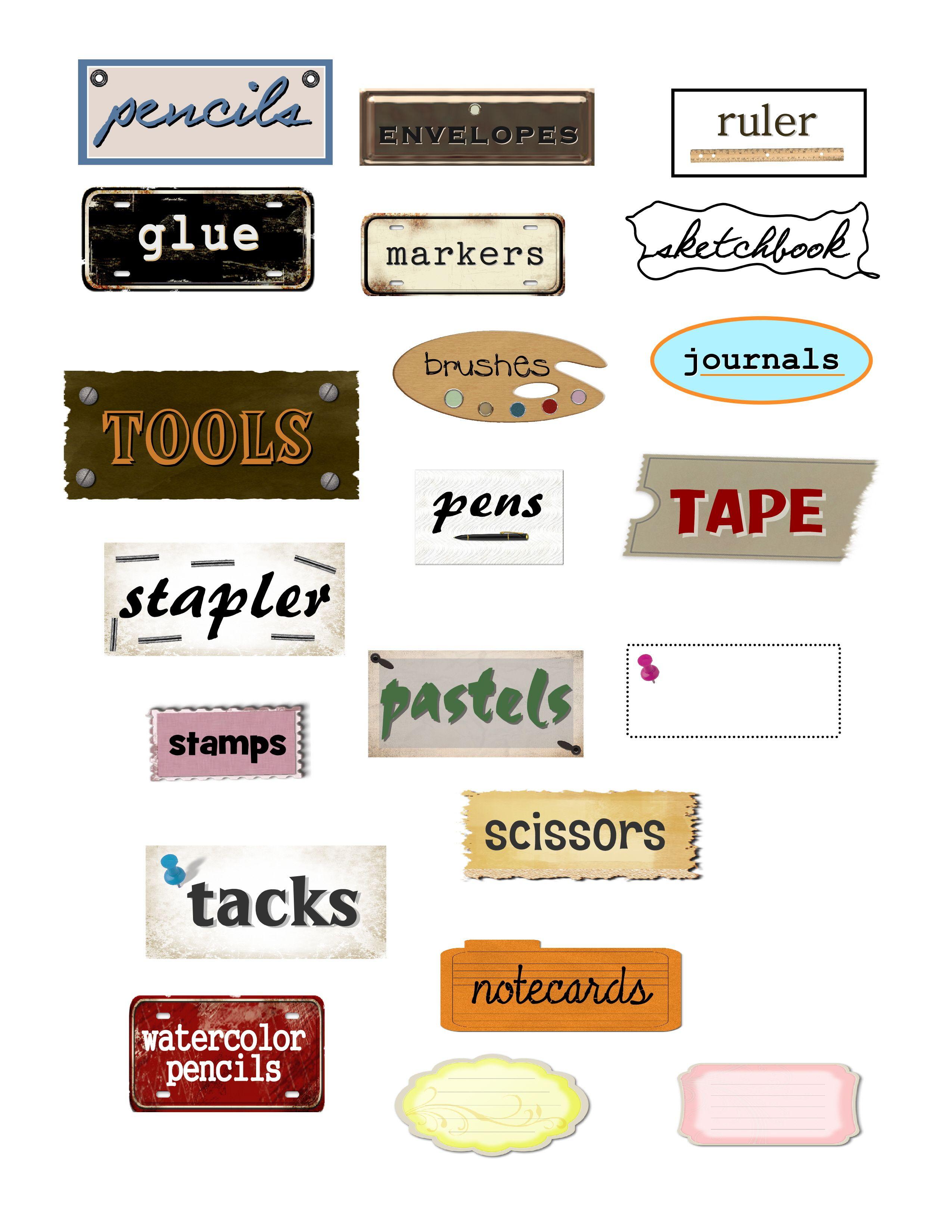Organization Office Labels Organizing Labels Office Labels Labels