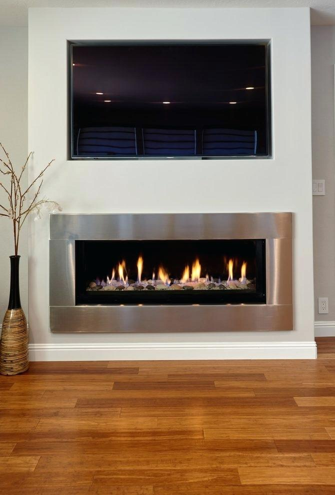 Gas Fireplace With Tv Over Yahoo Image Search Results Remodel Ideas Contemporary Gas Fireplace Tv Above Fireplace Contemporary Fireplace