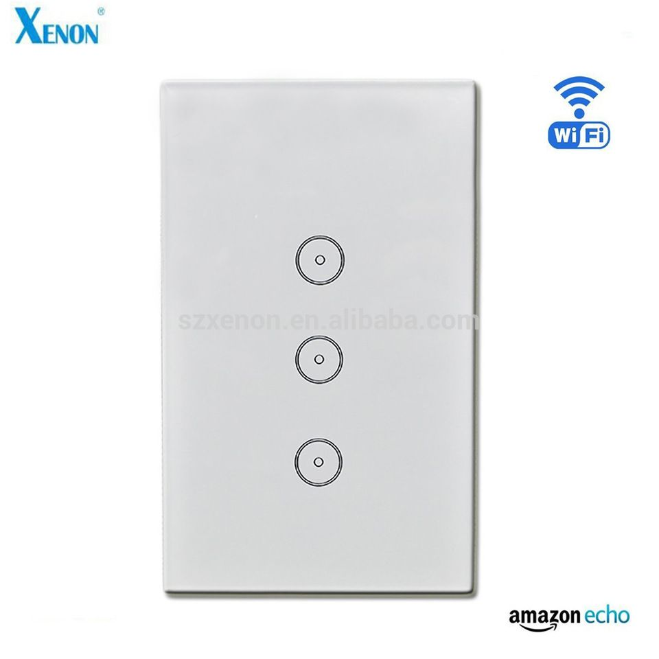 Xenon Smart Home Light Switch Remote Control Electrical Automatic ...