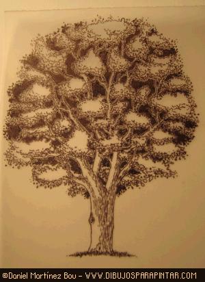 Como dibujar rboles y plantas  CAJN DE SASTRE  Pinterest