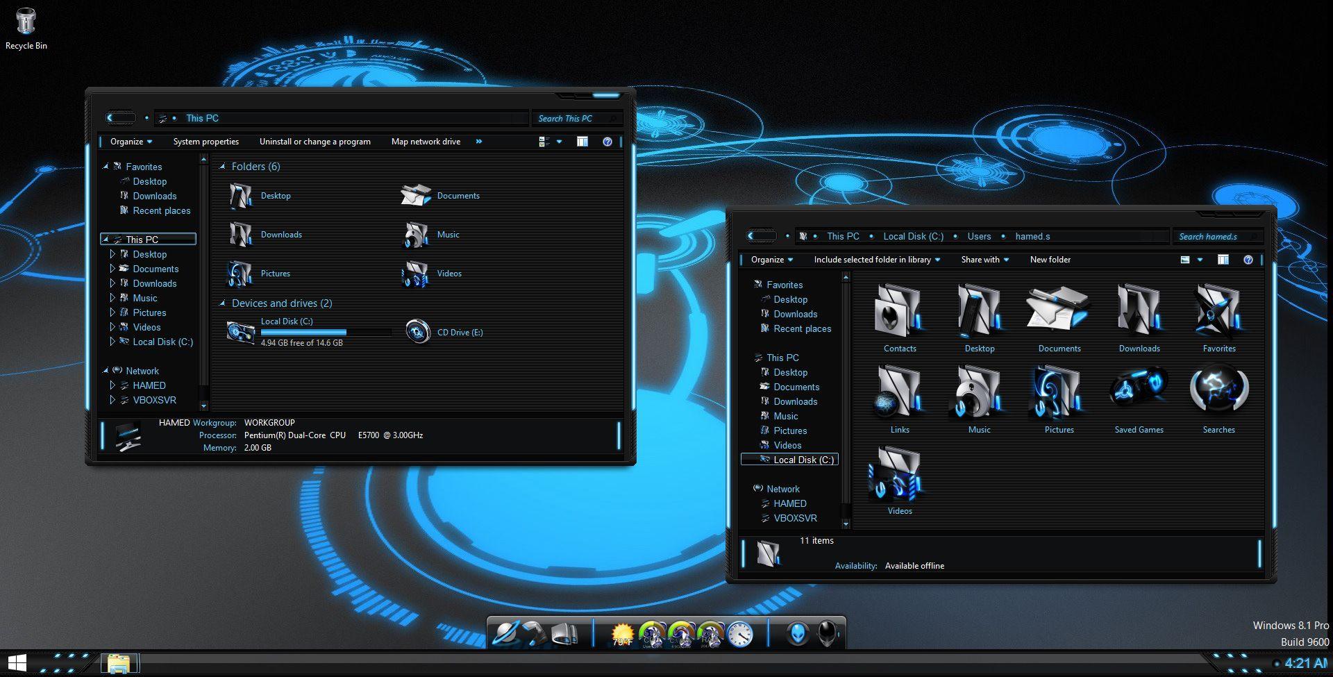 Opinion, alienware desktop themes opinion you