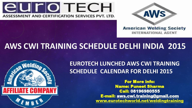 Aws Cwi Training Courseexam Seminar Classes Schedule New Delhi