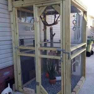 RYOBI NATION - Outdoor Marmoset (monkey) cage | for my pets