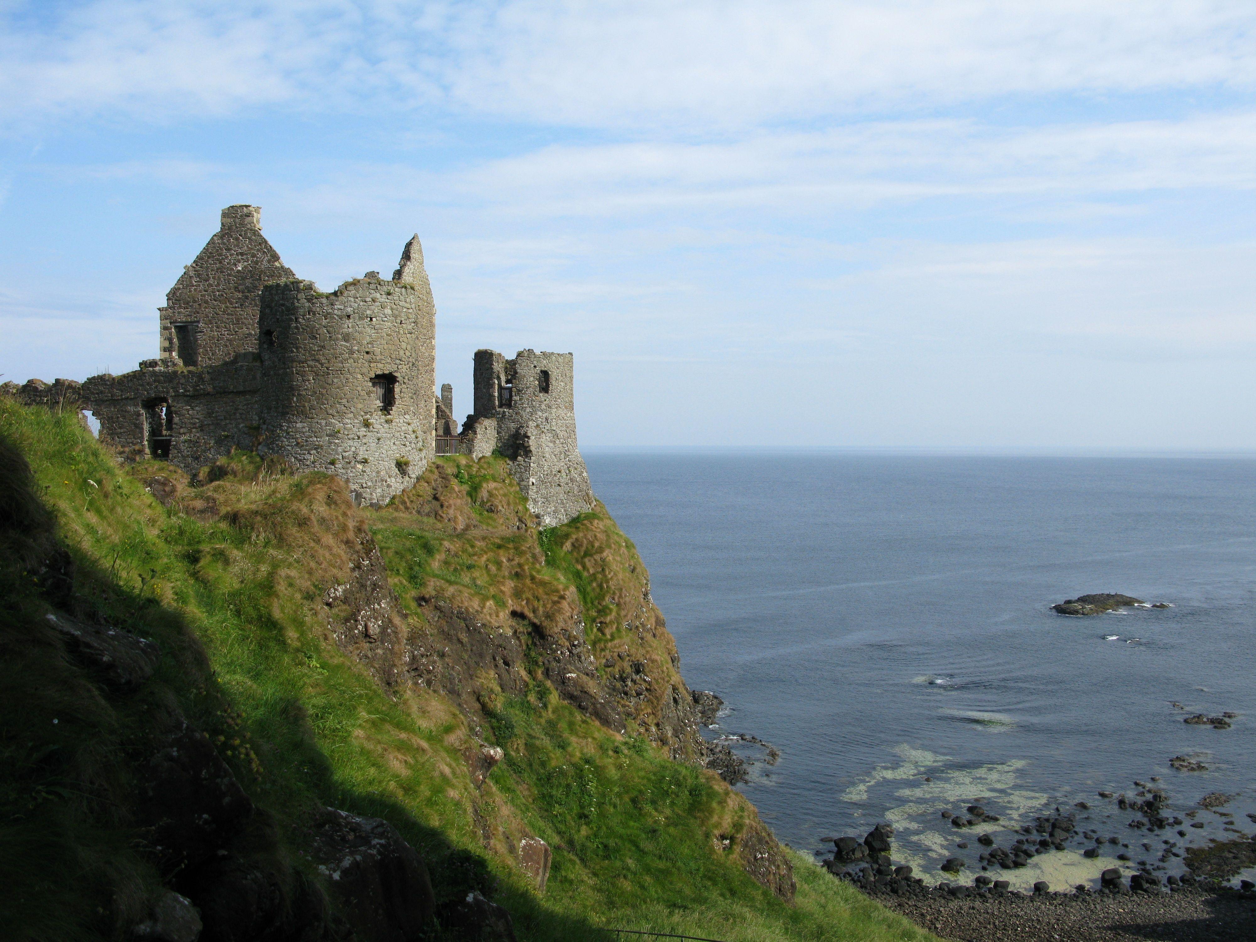 Castello di Donluce - Irlanda