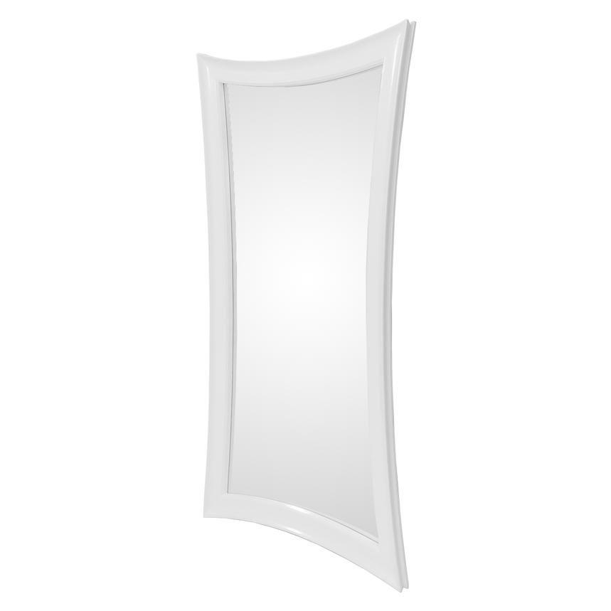 Lynden White Wall Mirror