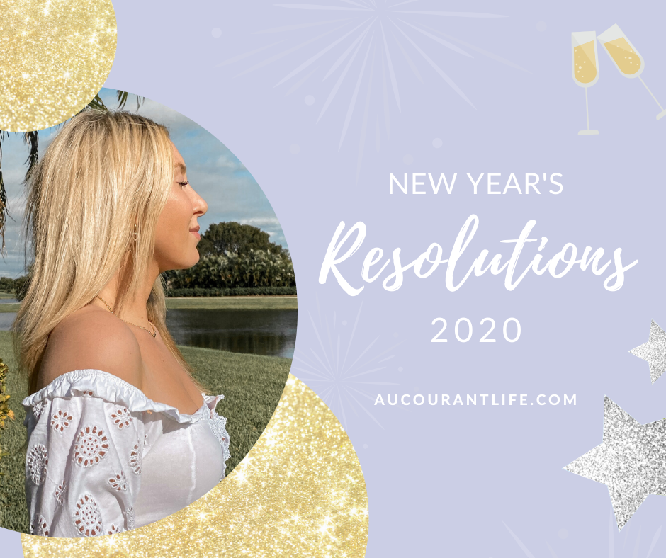 A List of Realistic New Year's Resolutions for 2020 New