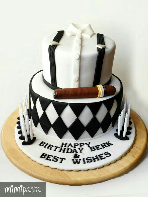 50th Birthday Cakes For Men 30 Cake Designs Cupcake
