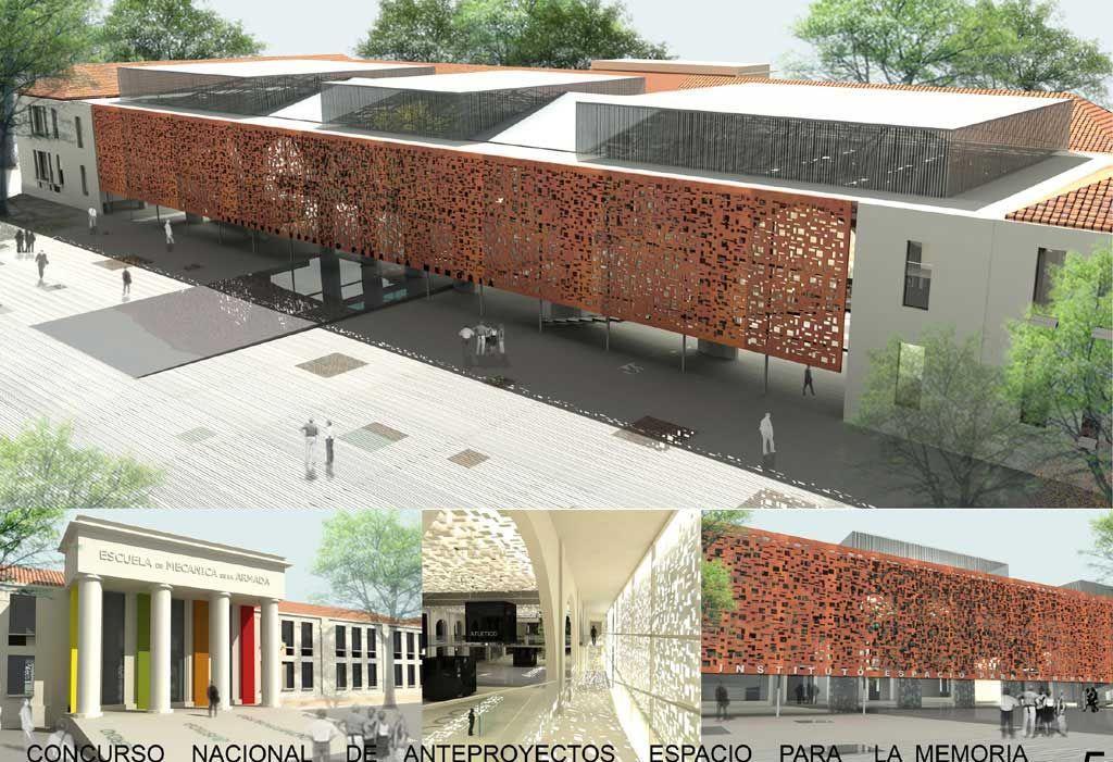 Proyecto proyecto espacio para la for Escuela argentina de diseno
