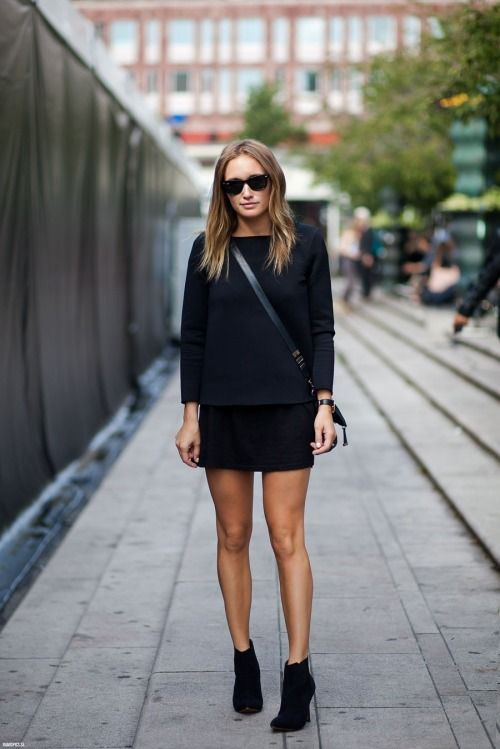 all blk | style