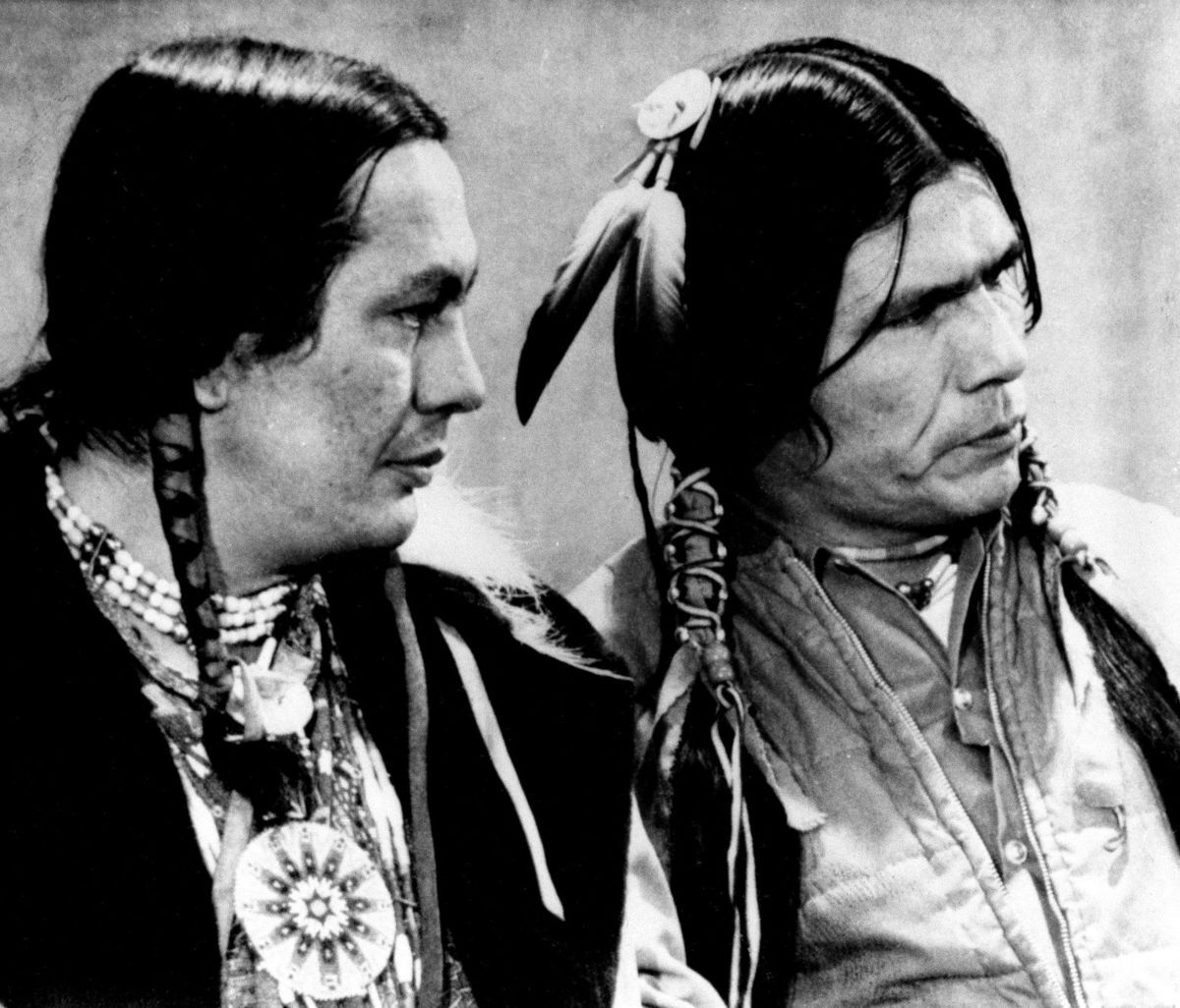 Native American activist Dennis Banks' life in photos