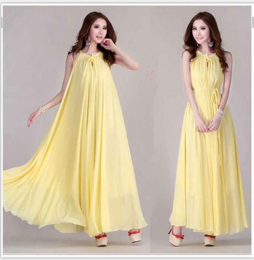 cbe52f81371cd New summer Maternity Dresses long Chiffon Bohemian Dress Clothes For Pregnant  Women Maternidade Pregnancy Clothing /