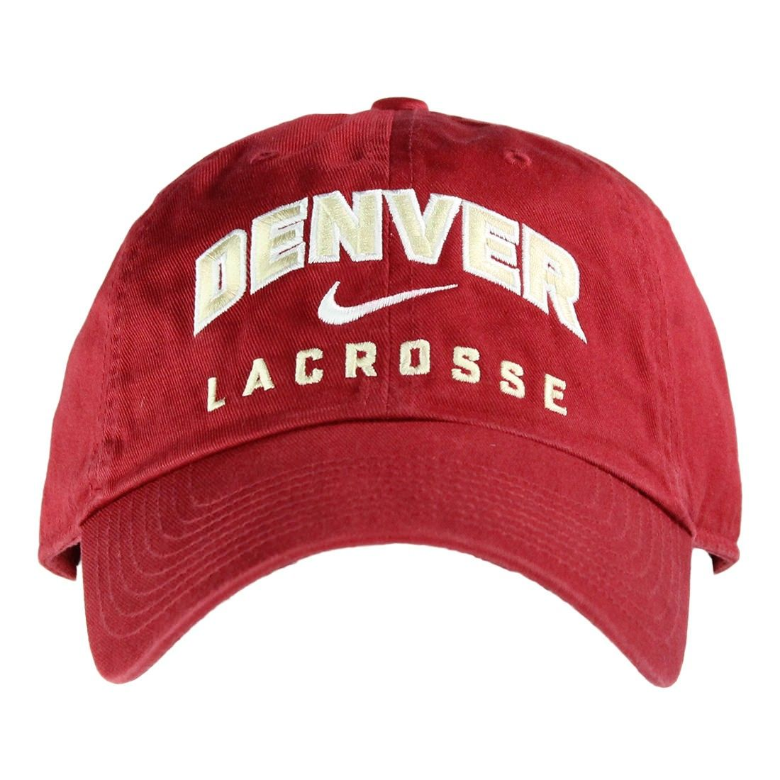 ... where can i buy denver nike campus hat denver lacrosse design on front  of hat gold ... 6cc72df8f7