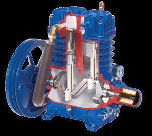 QP Reciprocating air compressor, Air compressor