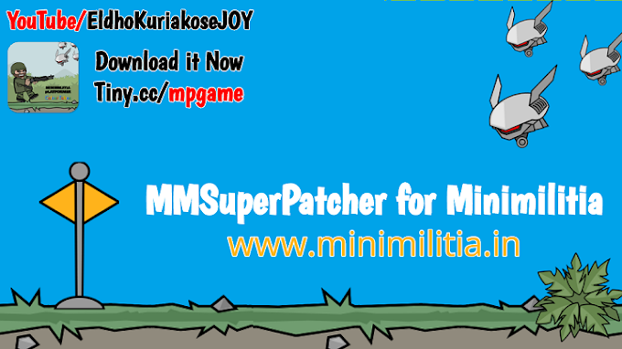Download MMSuperPatcher Apk v2.3 for Doodle Army2