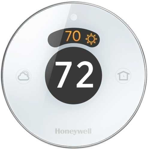 Honeywell Th8732wf5018 Lyric Wifi Enabled Thermostat Contractor Version Home Protection Home Safety Home Automation System
