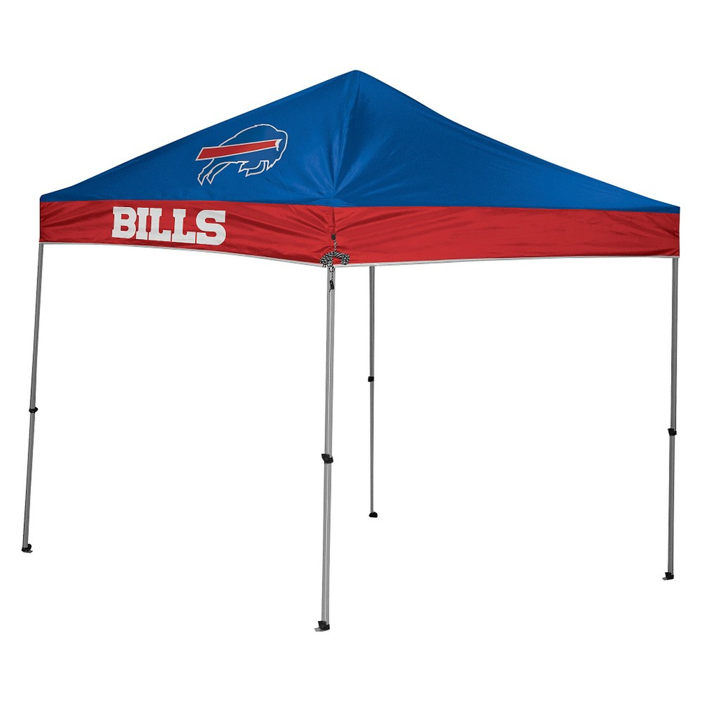 NFL Rawlings 9x9 ft. Straight Leg Canopy Tent - Buffalo Bills Buffalo Bulls  sc 1 st  Pinterest & NFL Rawlings 9x9 ft. Straight Leg Canopy Tent - Buffalo Bills ...